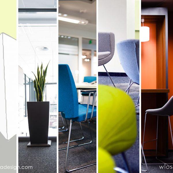 Kolorowe biuro IT, Wrocław