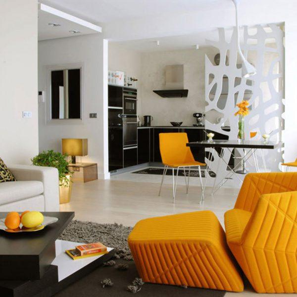 Mieszkanie z designem, Wrocław
