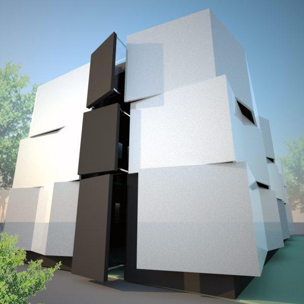Nowa idea budynku biurowego, Kędzierzyn Koźle