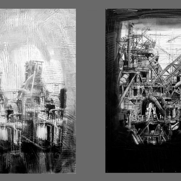 Industria – kolekcja grafik